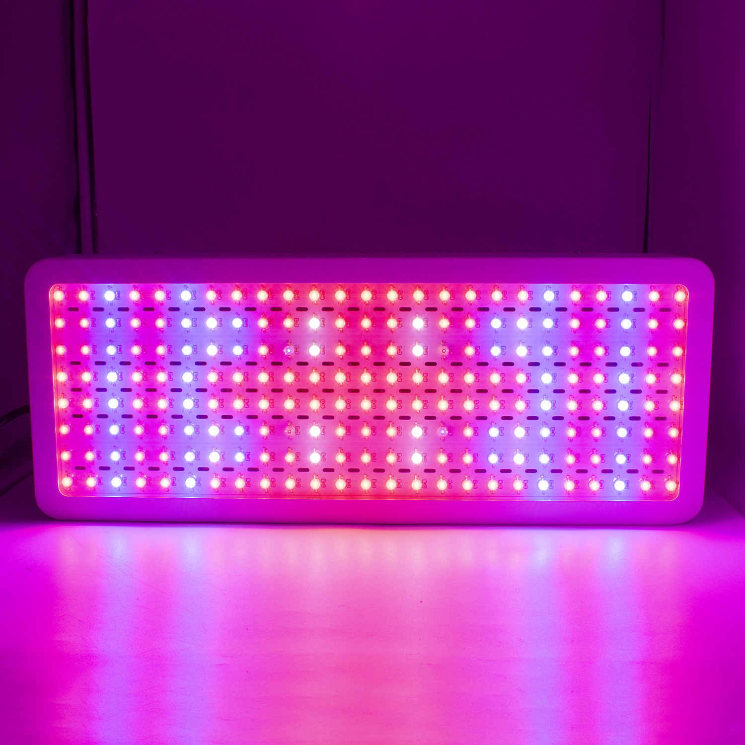 Full Spectrum 3000W LED Grow Light Panel Hydroponic Indoor Plant Flower Blooming